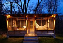 Vacation homes / by Boxwood & Vine
