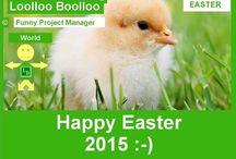 Loolloo Boolloo Easter
