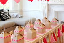 Children's Party ideas / From playful centerpieces to sweet treats that will please the smallest guest, these kid-friendly party ideas are coming to a celebration near you.