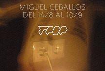 MIGUEL CEBALLOS-Esculturas / Información sobre el Escultor Miguel Ceballos