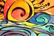 Inspiration Ideas - Art / Ideas for upcoming Inspiration Pieces