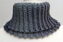 Écharpes tricot femme