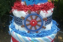 Diaper cakes / by Brianna Udick