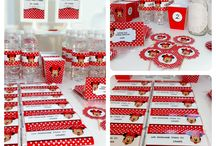 MISS CANDEE'S Printables Collection / Party themes by Miss Candee: printables and decorations