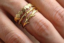 Family jewelry / Tree ring