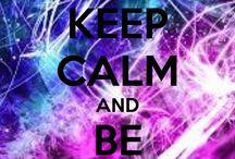 Keep calm..........