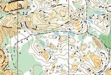 Orienteering maps