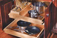 Kitchen drawer ideas