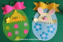velikonoce / velikonoční tvoření