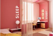 Inspiring Teens Rooms