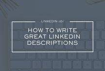 LinkedIn Profile Tips & Tricks | Job Search Guide / LinkedIn Profile Tips to Help You With Your Job Search