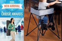 KidCo DinePod Award Winning Portable High Chair
