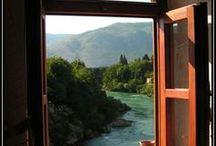 пейзажи за окном