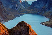 Jeg elsker Norge / by Jane Freund