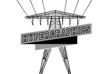 HYPERGRAPHICS / Quoi de plus graphique qu'un pylone haute-tension ? Il y a une sorte de fascination étrange lorsque je les observe. Tels des géants de fer, ils se dressent et s'alignent en file indienne sur des kilomètres. Mélange de longues courbes et de ligne droites. Merci pour vos partages adonfesques ! :) Visitez mon site : fredox.com