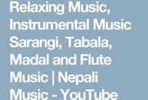 Relaxační, meditační hudba