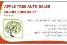 Apple Tree Auto Sales: / by Patricia Maute