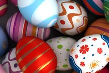 Easter stuff / by Judy Askew
