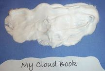 Clouds- Craft ideas  / by MeMeTales Inc