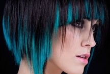 Colored hair ideas / by Miss Meliss