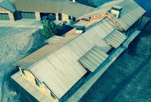 Corten Roofing / The emergence of Corten in roofing worldwide