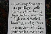 Inspiring Things / by Southern Belle Magazine