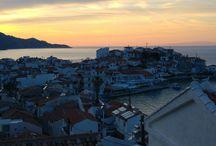 our relaxing place Kokkari Samos