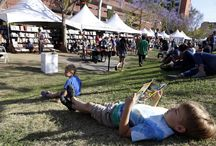 Few author advice from the L.A. Times Festival of Books / Authors advice