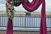 Decoracion floral bodas