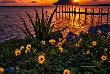 západ slunse - sunset