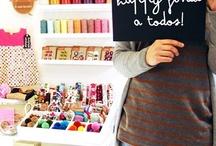 Tiendas y Espacios Creativos / Mis tiendas de manualidades y cosas cuquis preferidas