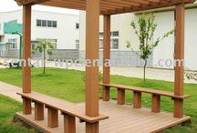 Jardim/mobiliário / Ideias para mobiliário de jardim