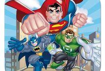 DC Super Friends Party Ideas