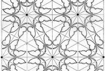 орнамент сетчатый