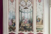 Les nouvelles salles du département des Objets d'art / De Louis XIV à Louis XVI, un art de vivre à la française.  Les collections du département des Objets d'art offrent un large panorama de la décoration intérieure, de la production des grandes manufactures, de l'artisanat et du commerce d'art, principalement français, du règne de Louis XIV à la Révolution. / by Musée du Louvre