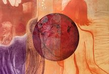Sarah Montgomery / A collection of art works by Tasmanian artist and printmaker Sarah Montgomery.