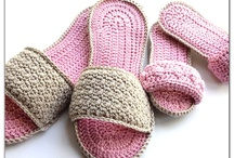 Crochet - Feet and Leg warmers etc / by Laura Hubbell