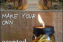 DIY scent