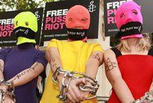 Gestures of Resistance / Chapel of Social Unrest
