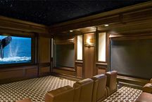 Interiors: Home Theater