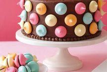 Light cake