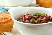 soups + stews / by Ekta Koirala
