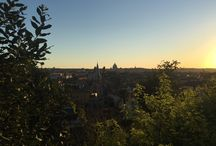 Rome Sunsets