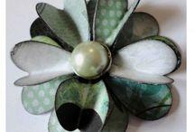 Paper Flowers & Other Embellishments