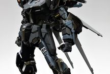 Gunpla Inspiration / Inspiration for gunpla mods