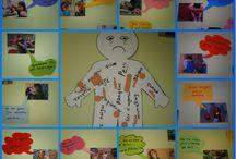 Bullying - Sxoliki via / Δραστηριότητες και δράσεις σχετικές με το γνωστό κοινωνικό πρόβλημα του bullying ( σχολική βία ) .