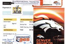 #SuperBowl50 #SantaClara #NorCal Feb7,2016.  My #3rd #SuperBowl 's #32 in 1998, #33 in 1999! / #SuperBowl50 #SantaClara #NorCal February 7th 2016.  My #3rdBroncosSuperBowl #Attended #SuperBowl 's #32 in 1998, #33 in 1999, #29 in 1995, and #now #50 #DenverBroncos #Denver #Broncos #Fan #GoodLuckCharm #MileHighMagic #MileHigh #Colorado #Rockies / by David Heath