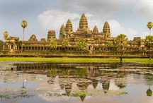 Family Travel Cambodia / by Family Travel with Colleen Kelly