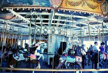 Coney Island / Uma das opções de lazer mais procuradas de Nova York, por moradores ou turistas.
