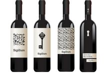 Wine labels & packaging